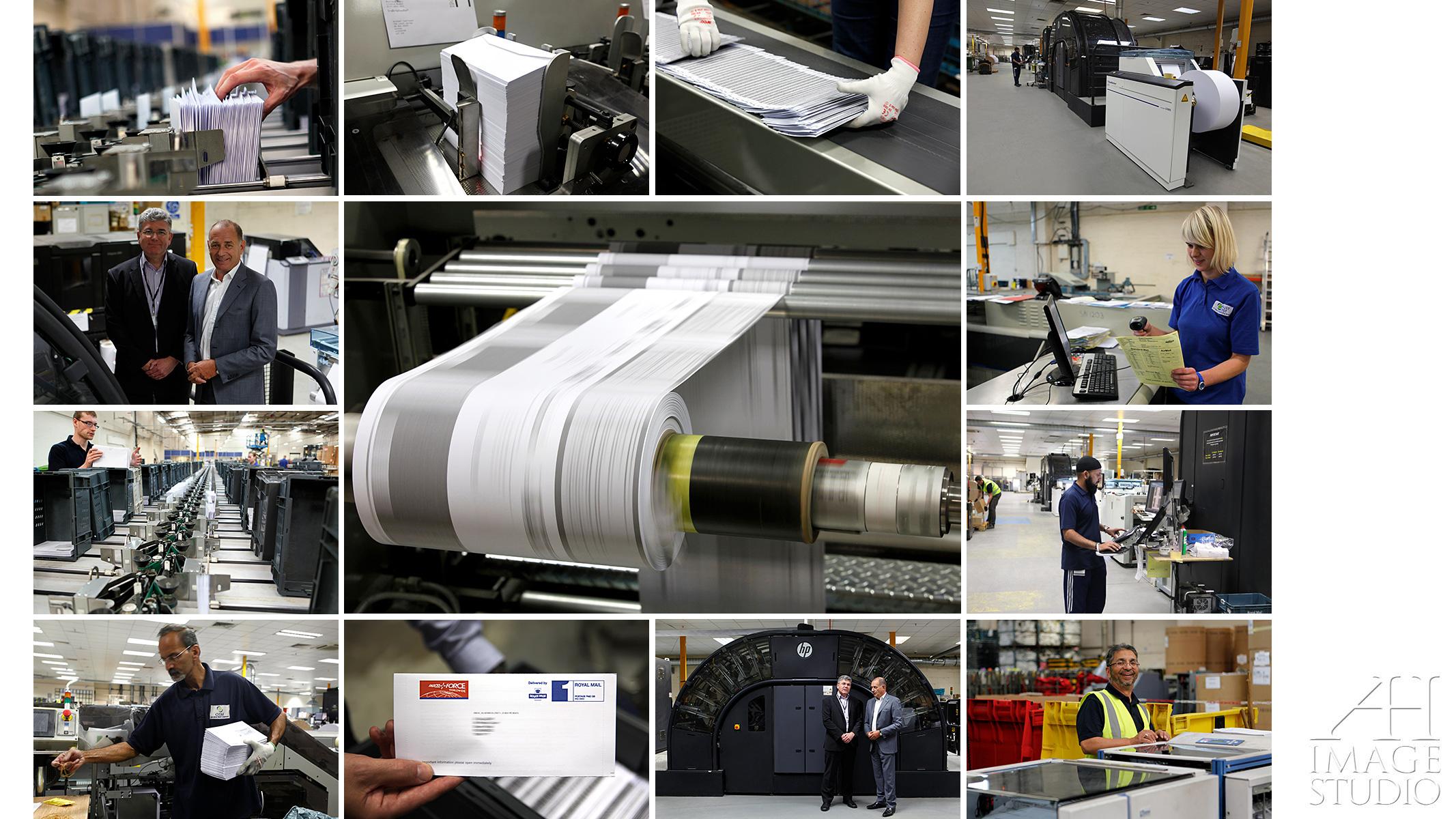 OTM printing Opus Trust Peter De Haan