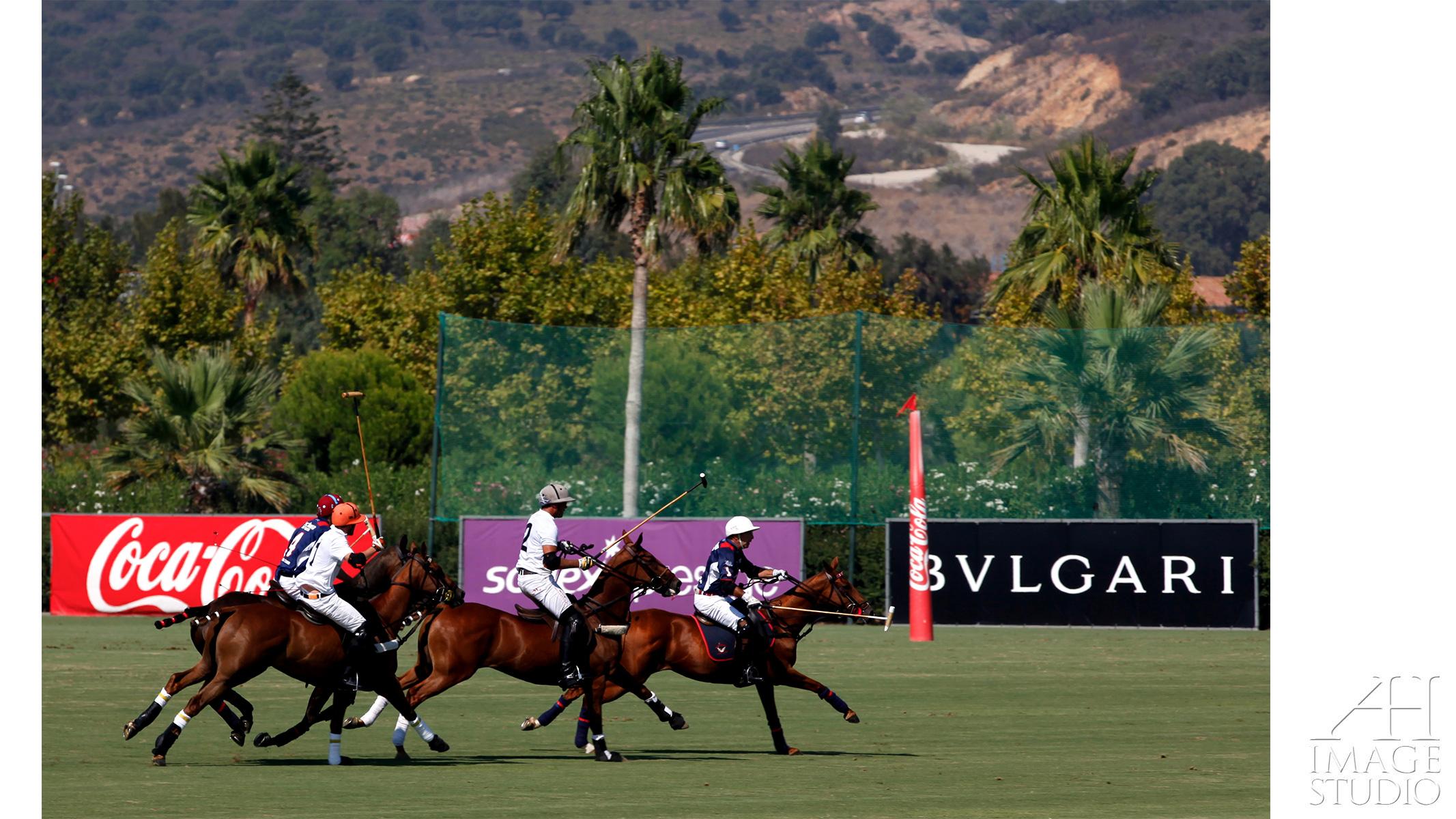 Sotogrande finals polo sport photography Santa Maria Polo Club